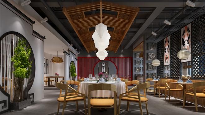 岭南 风味餐厅